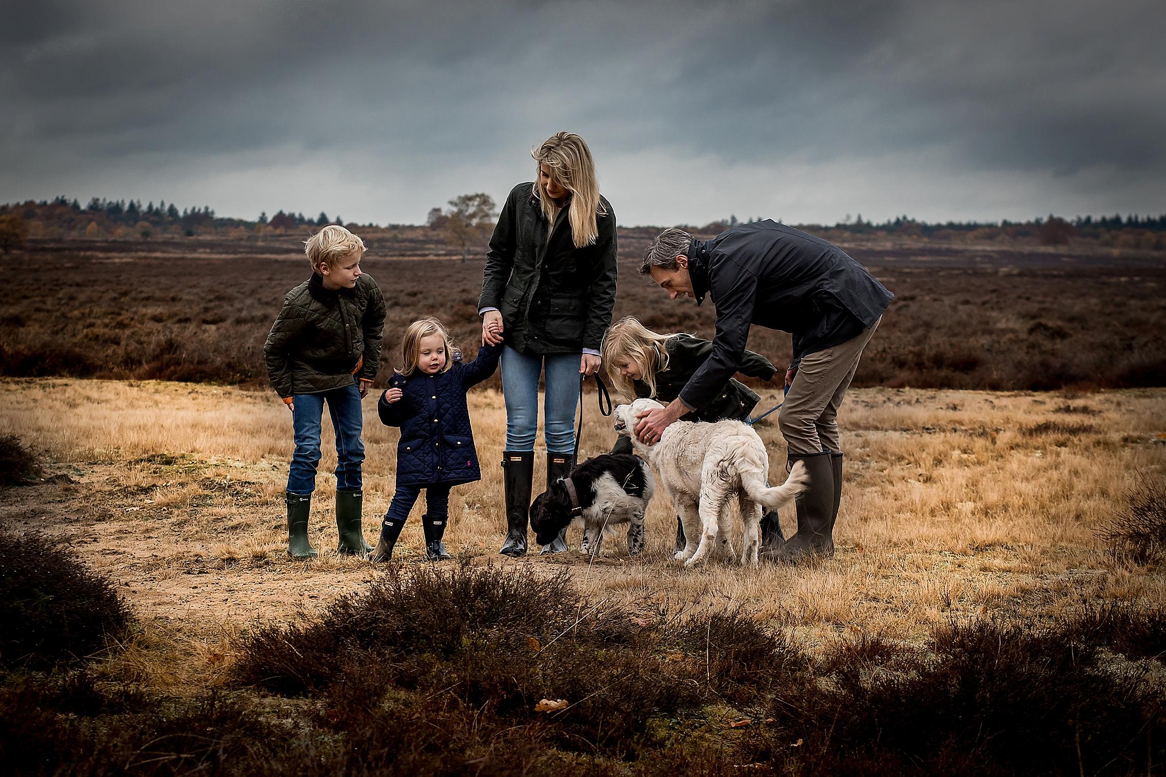 Familie fotoshoot Nijmegen