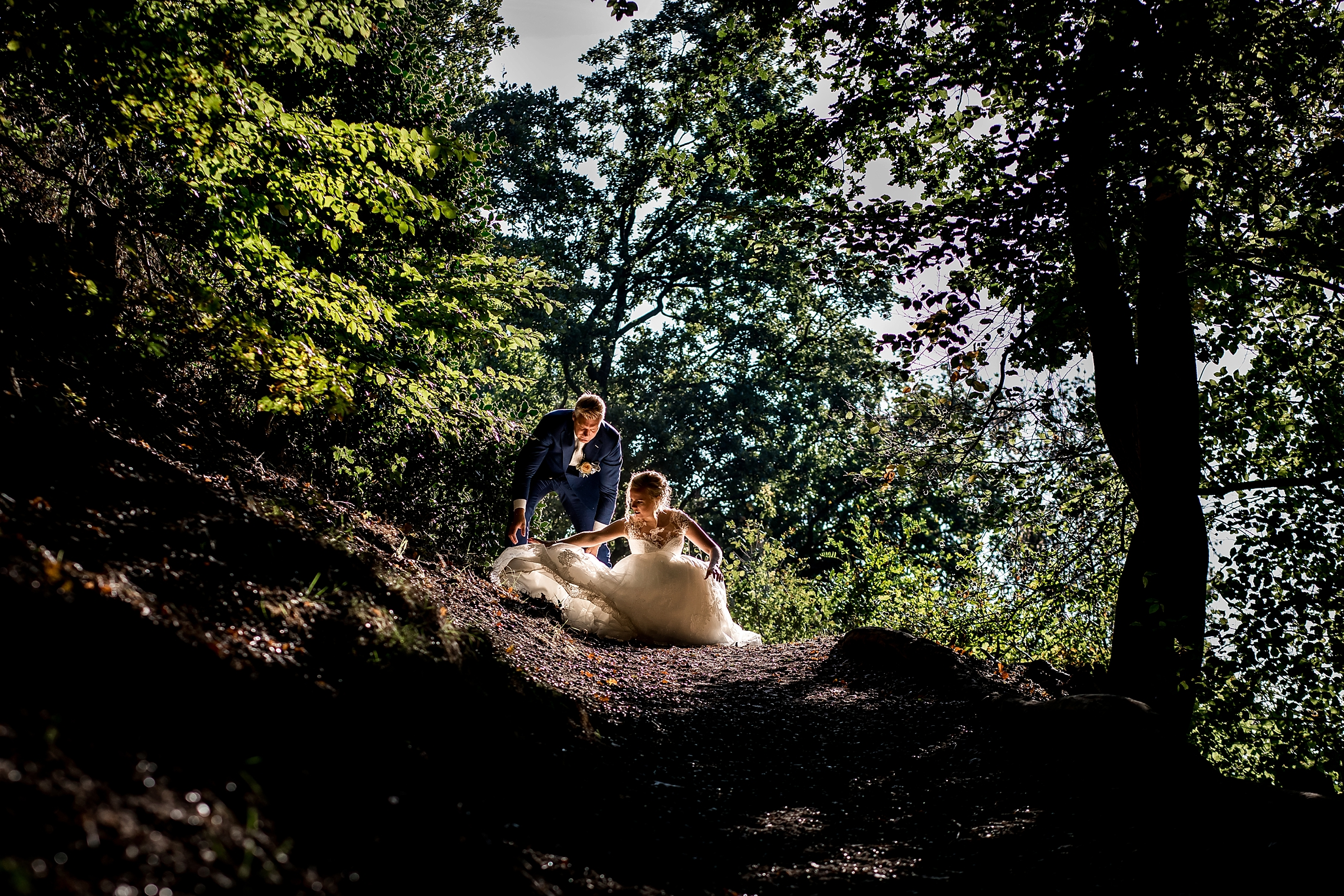 Trouwfotograaf Wageningen & Ede