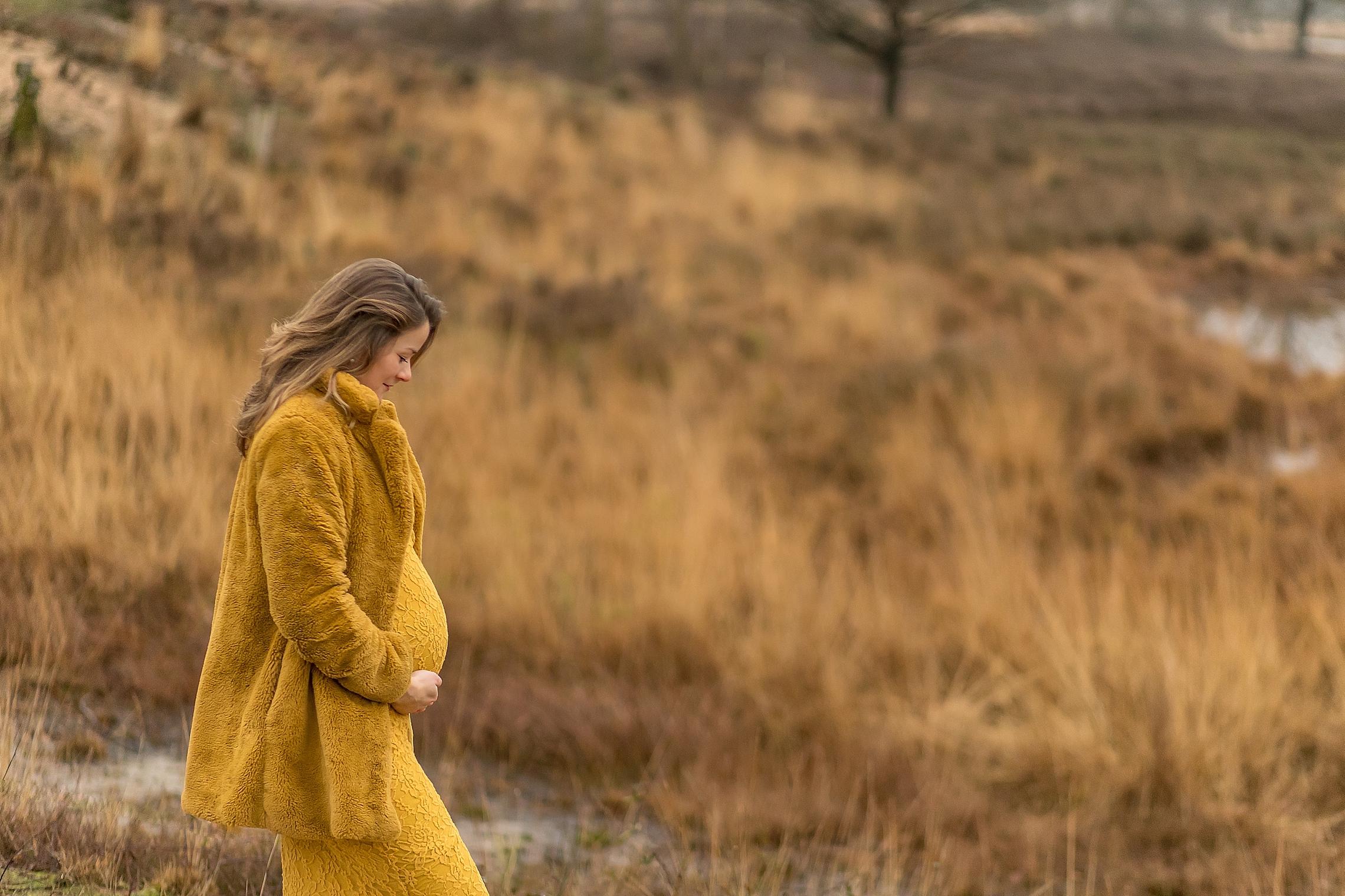 Zwangerschaps fotografie Tiel