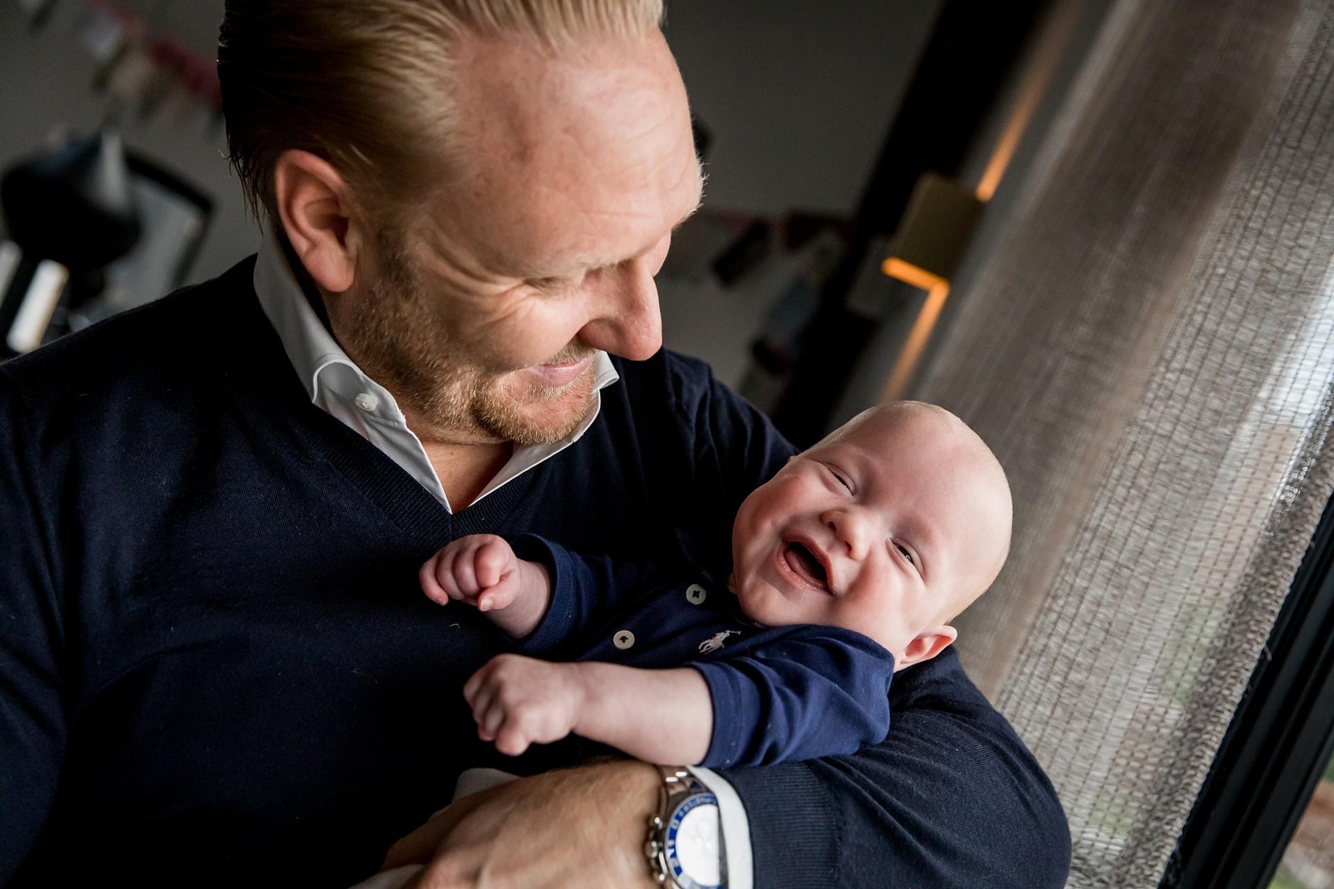 Newborn fotografie Tiel door Elainefotografie