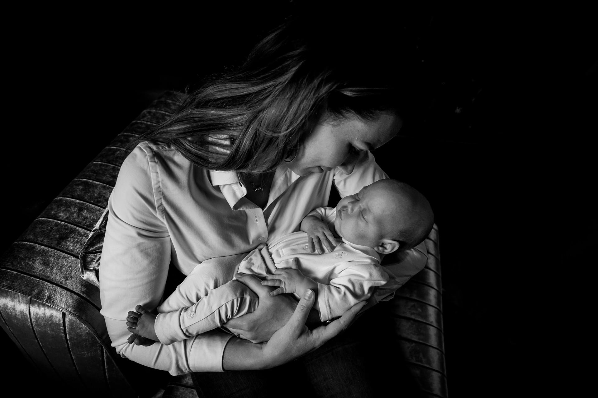 Newborn fotografie Tiel.