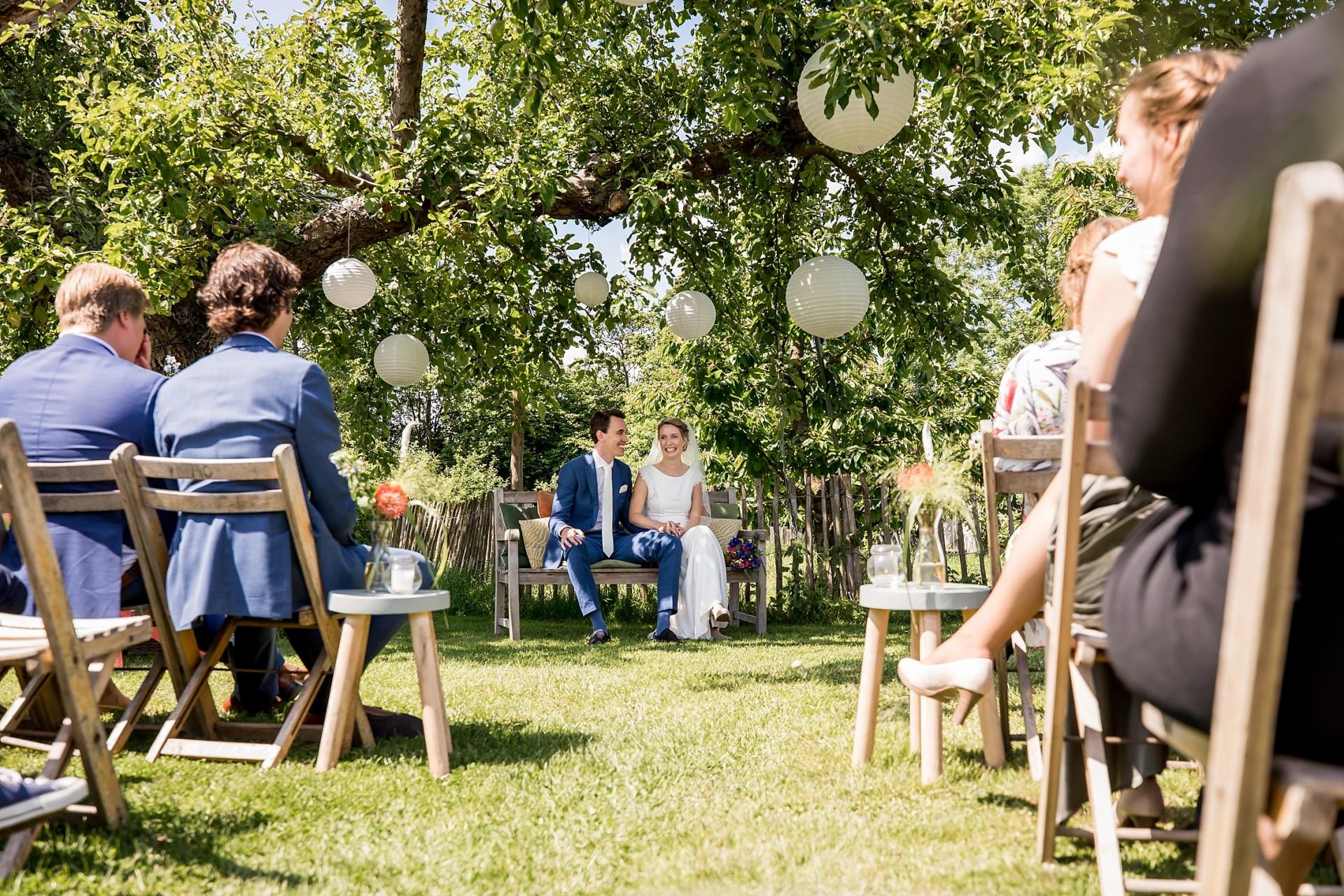 trouwen in de Kas, Winssen