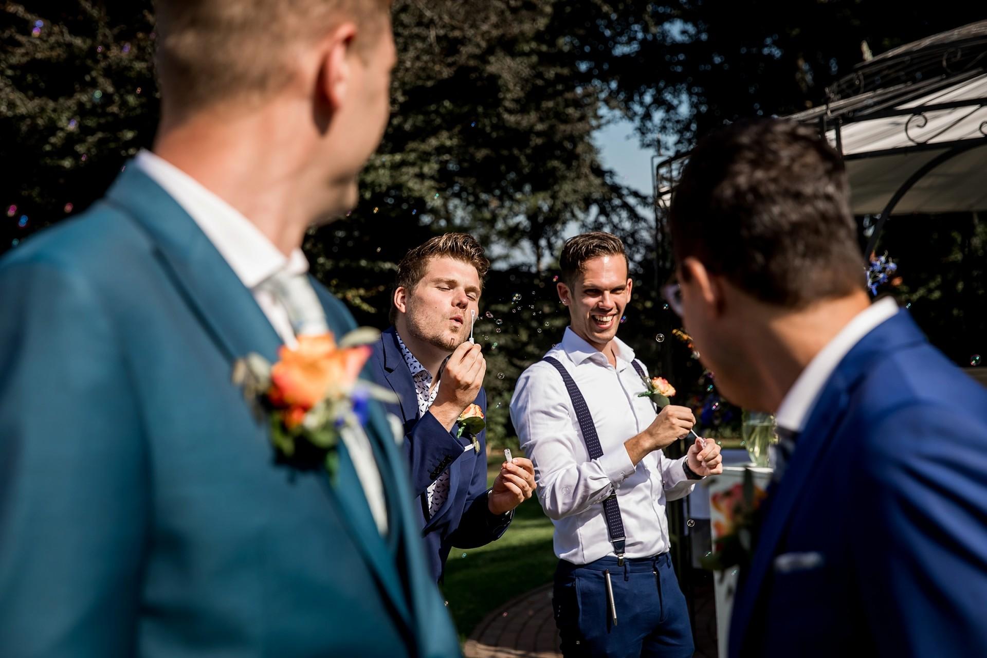 trouwen de wolfsberg Groesbeek, Elainefotografie