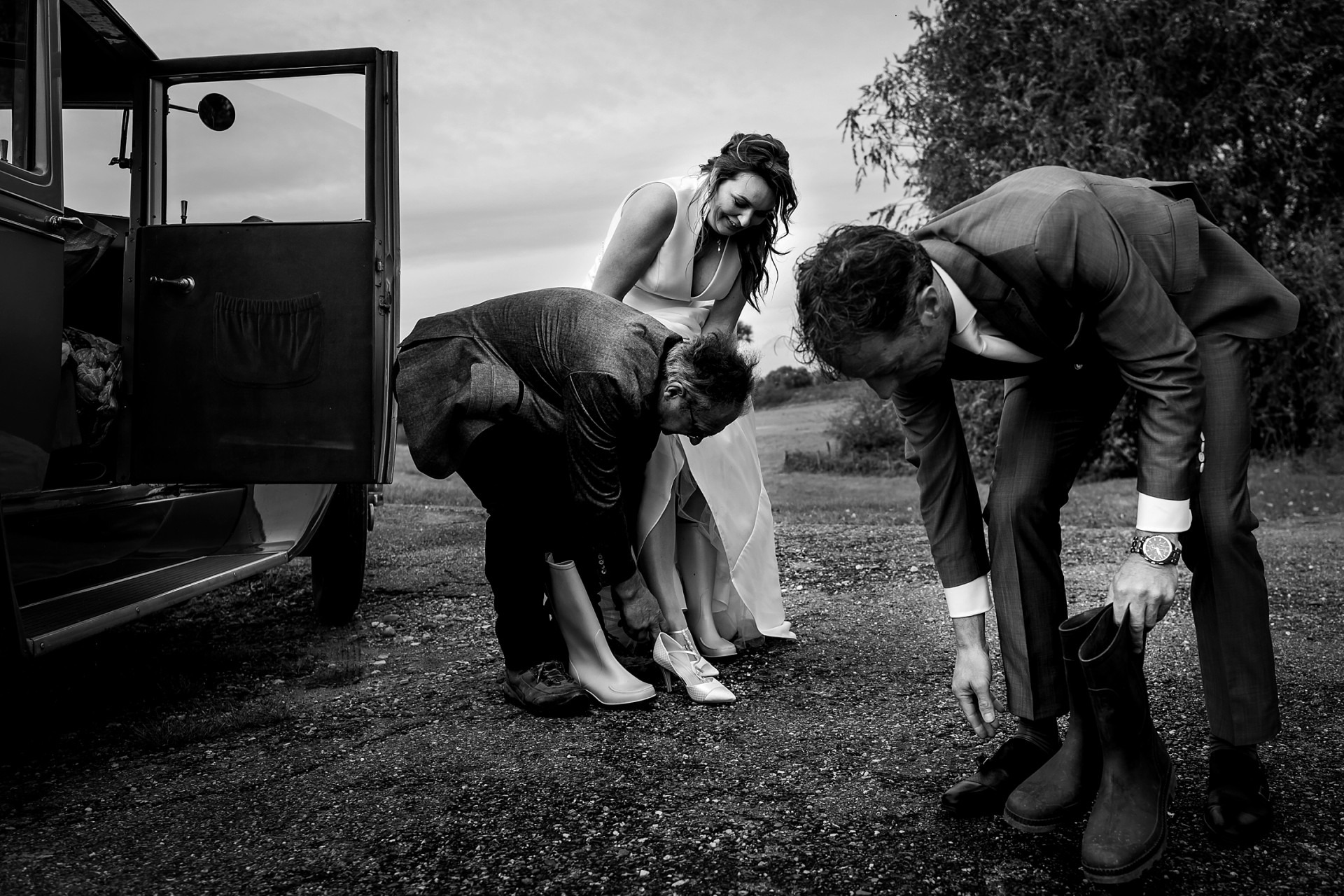 Bruidsfotografie Slot Doddendael Ewijk