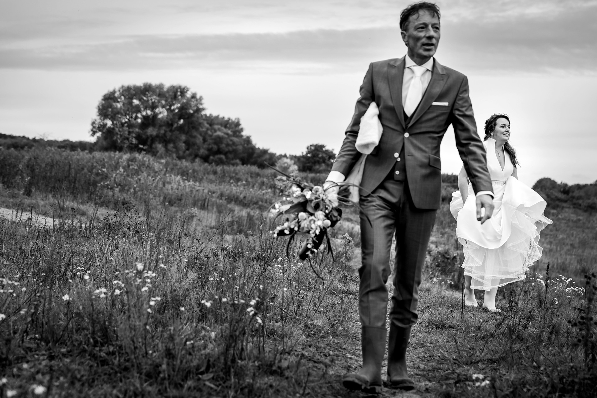 Trouwfotograaf Slot Doddendael | Bruidsfotograaf Beuningen