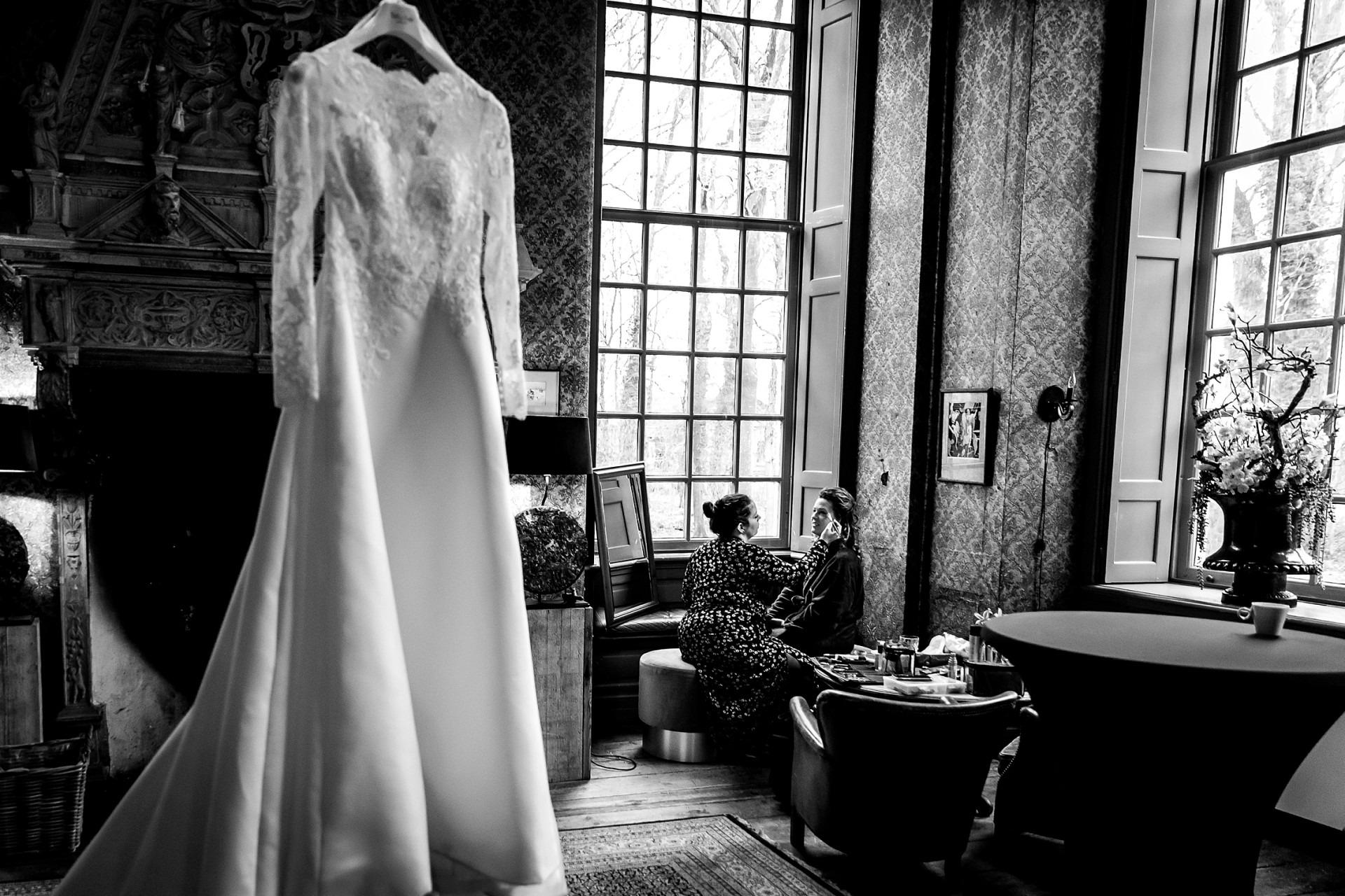 Trouwen Kasteel Wijenburg Elainefotografie