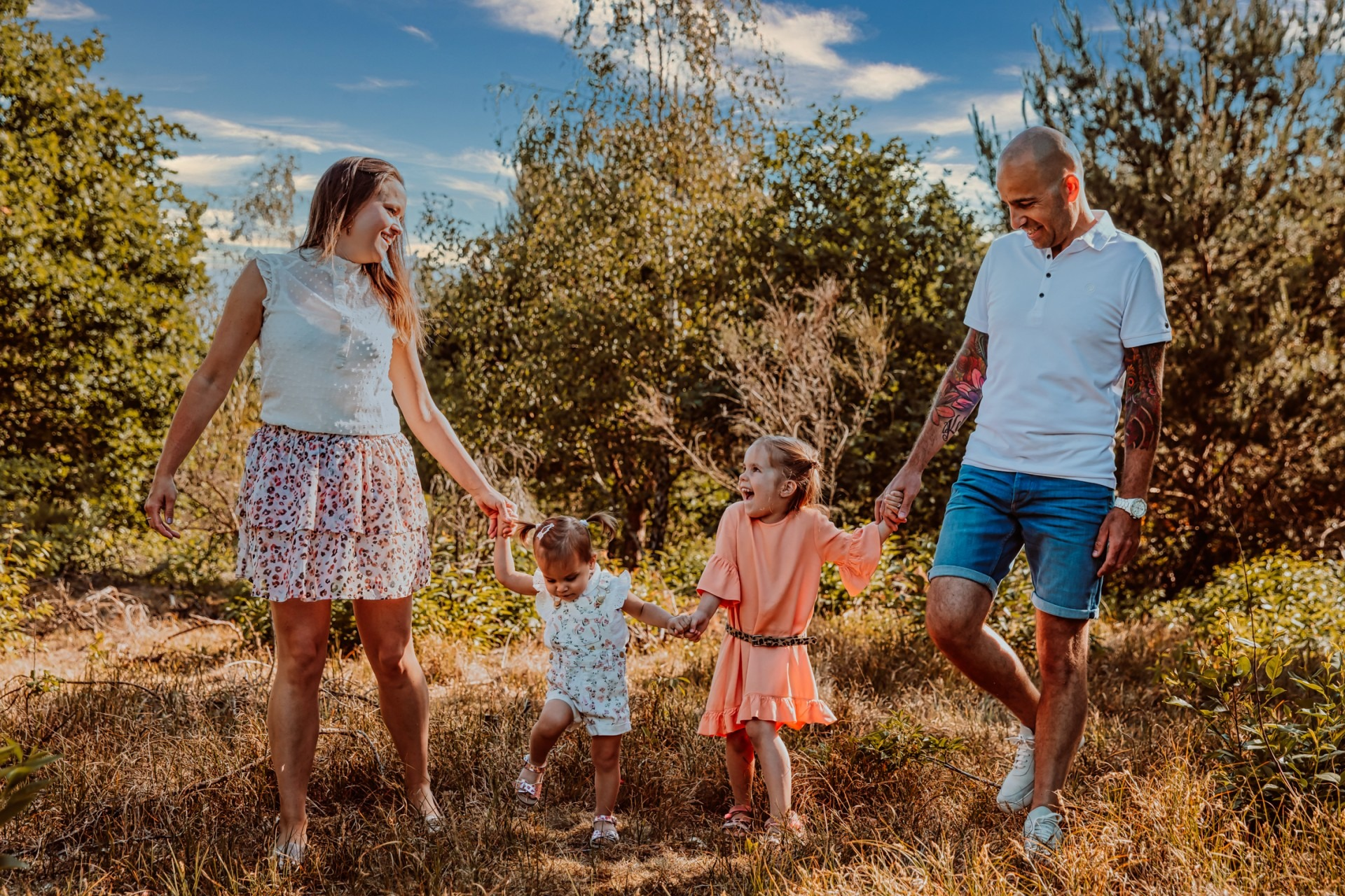 Familiefotografie Nijmegen  Fotograaf Wijchen