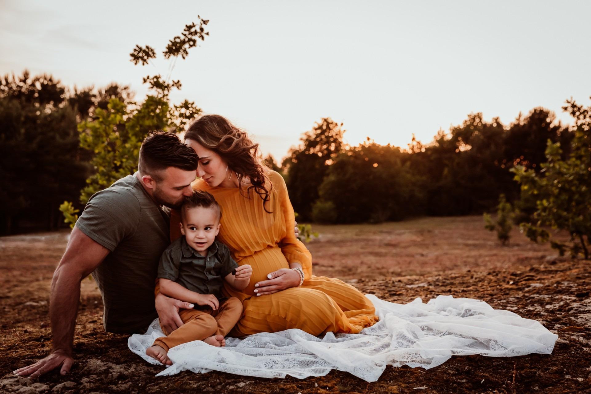 Zwangerschaps fotograaf Arnhem