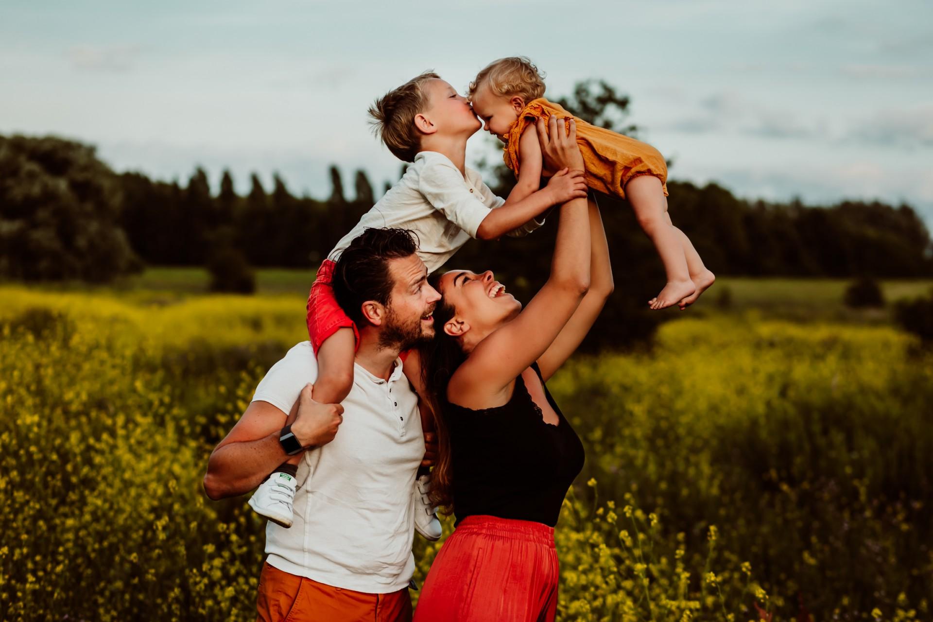 Familiefotografie Nijmegen, Elainefotografie Nijmegen
