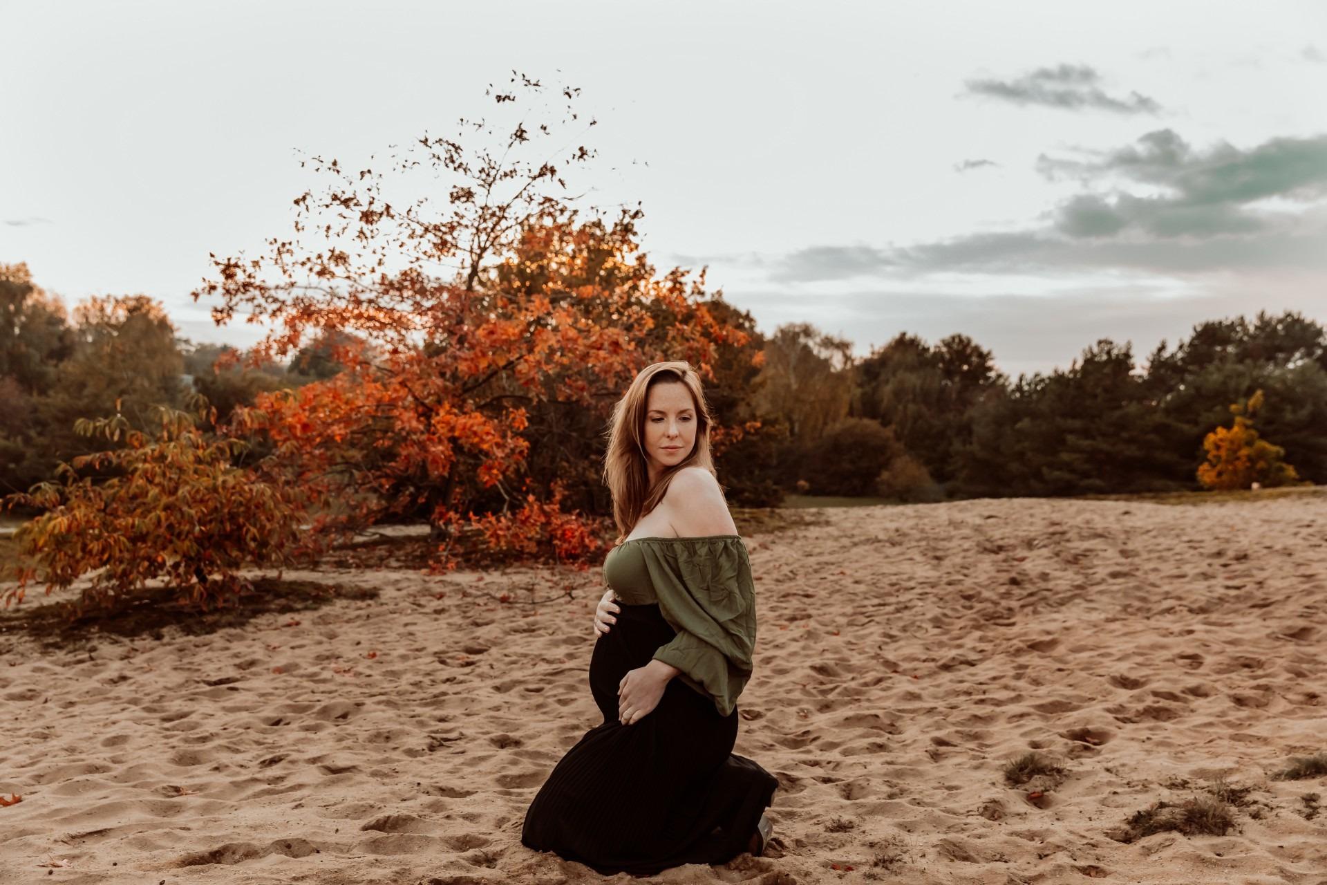 Zwangerschaps fotograaf Venlo, Elainefotografie
