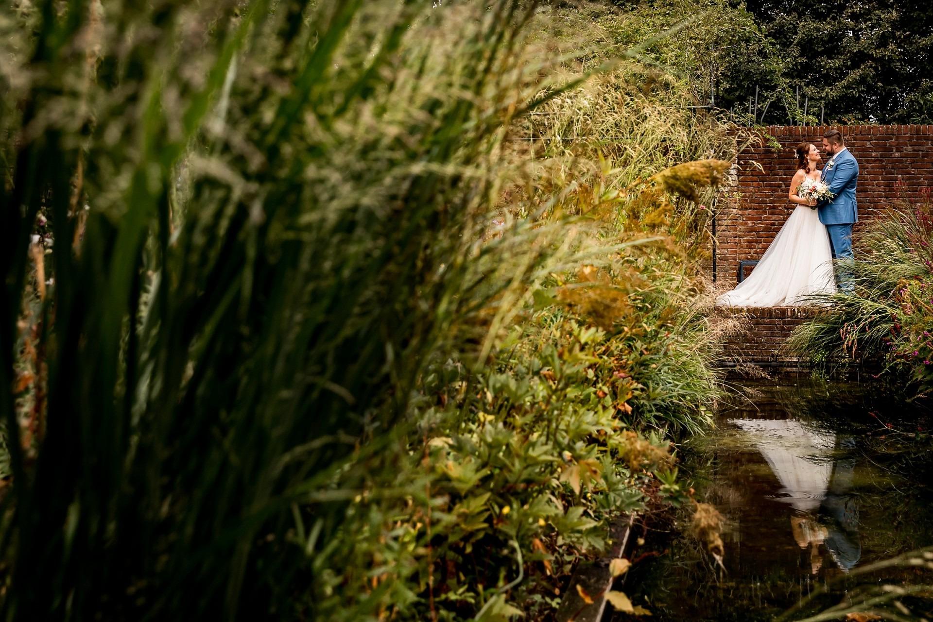 Trouwfotograaf Nijmegen| De tuinen van Appeltern
