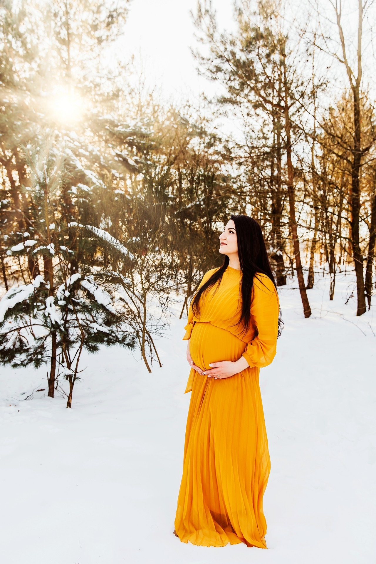 Zwangerschapsfotografie Nijmegen | Cuijk, Elainefotografie