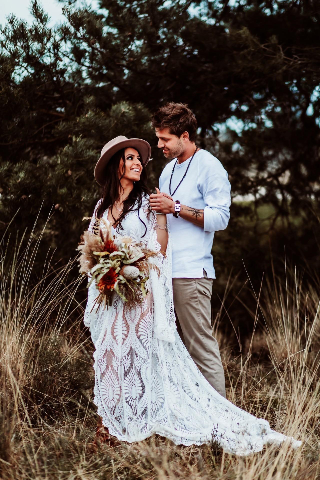 Loveshoot, Bohemian bruiloft
