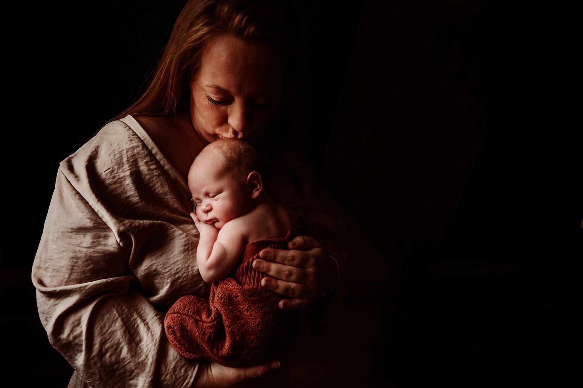 Newbornfotografie Wijchen & Nijmegen, Elainefotografie