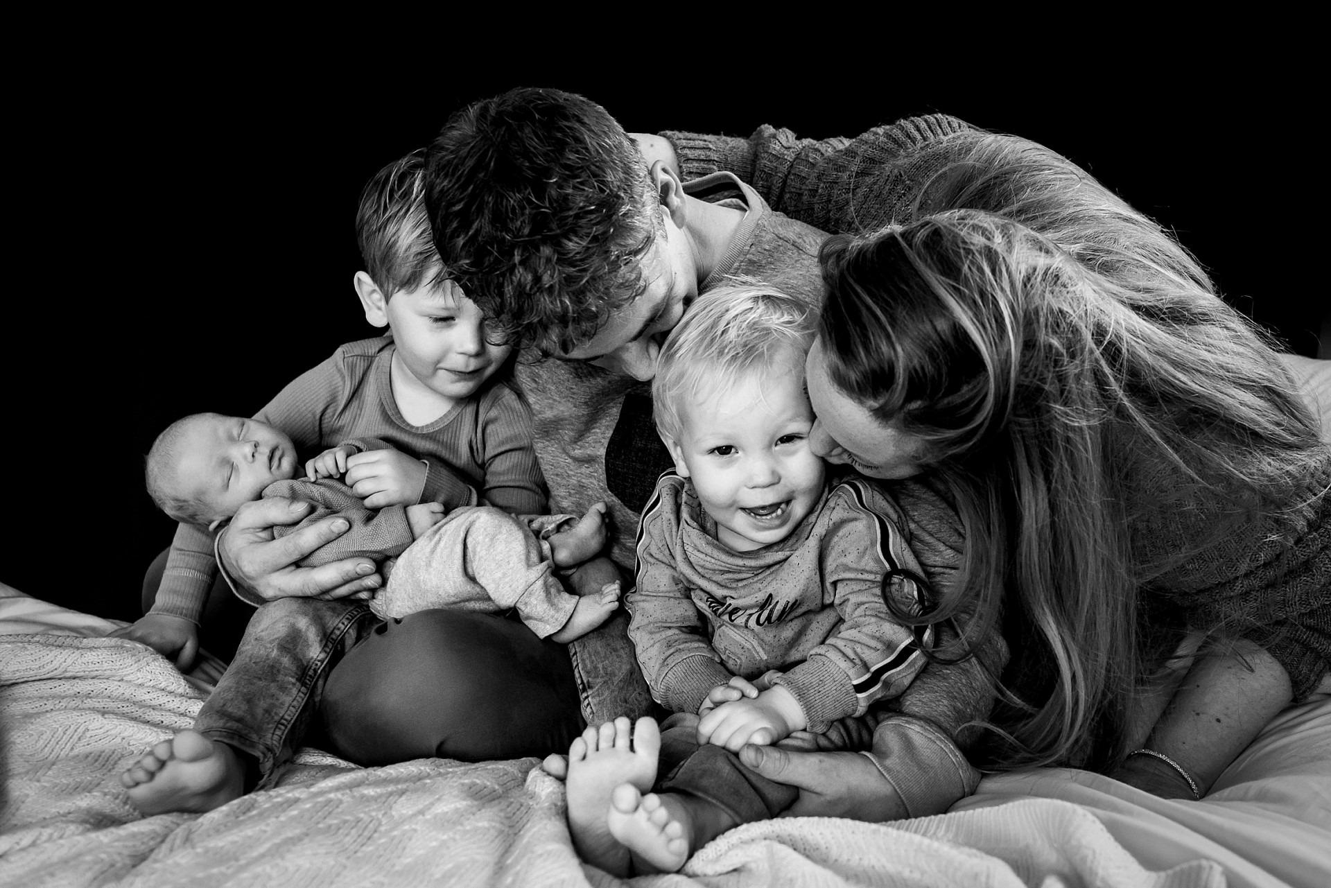newbornfotograaf Wijchen, newbornfotografie Nijmegen
