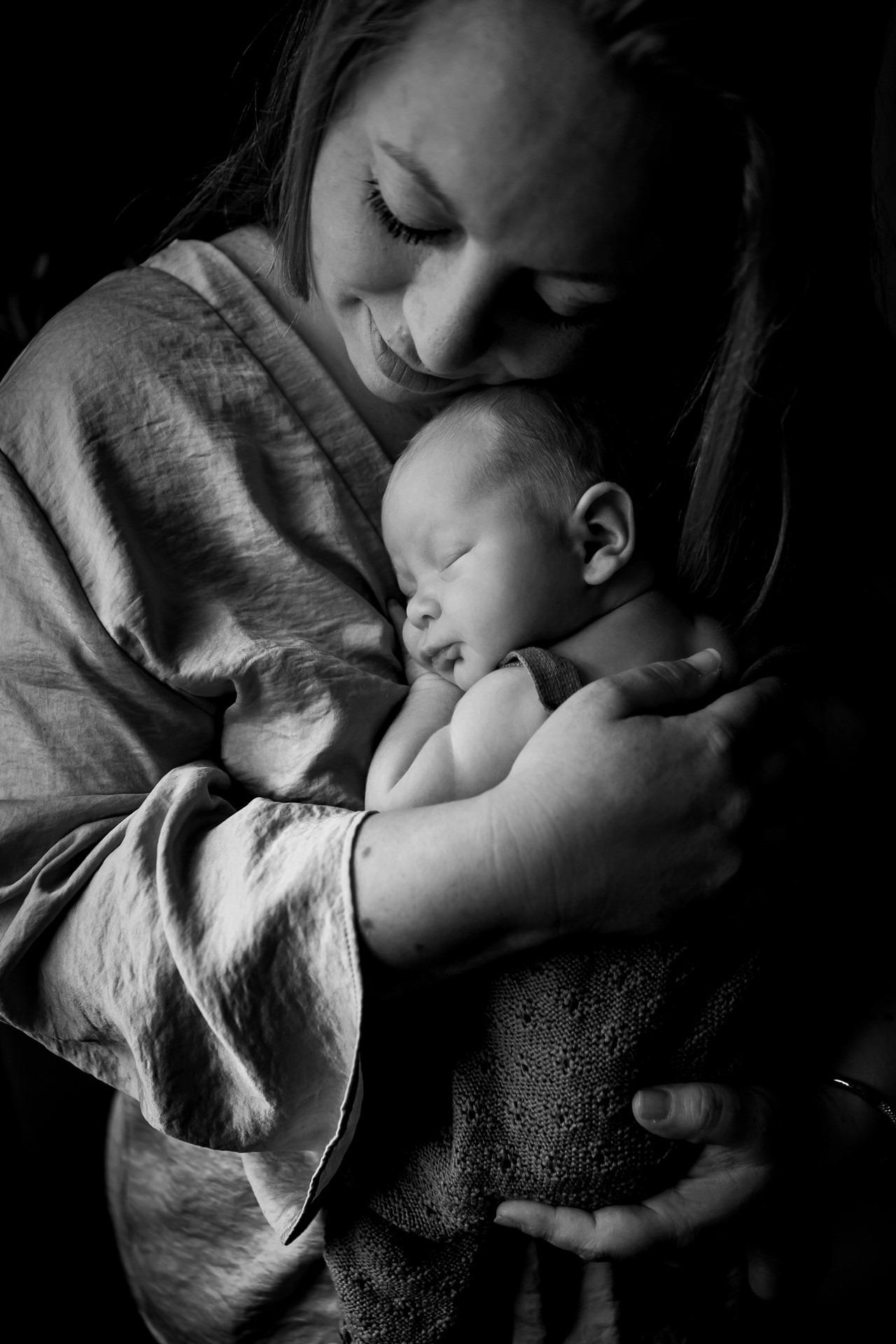 newbornfotograaf Wijchen en Nijmegen