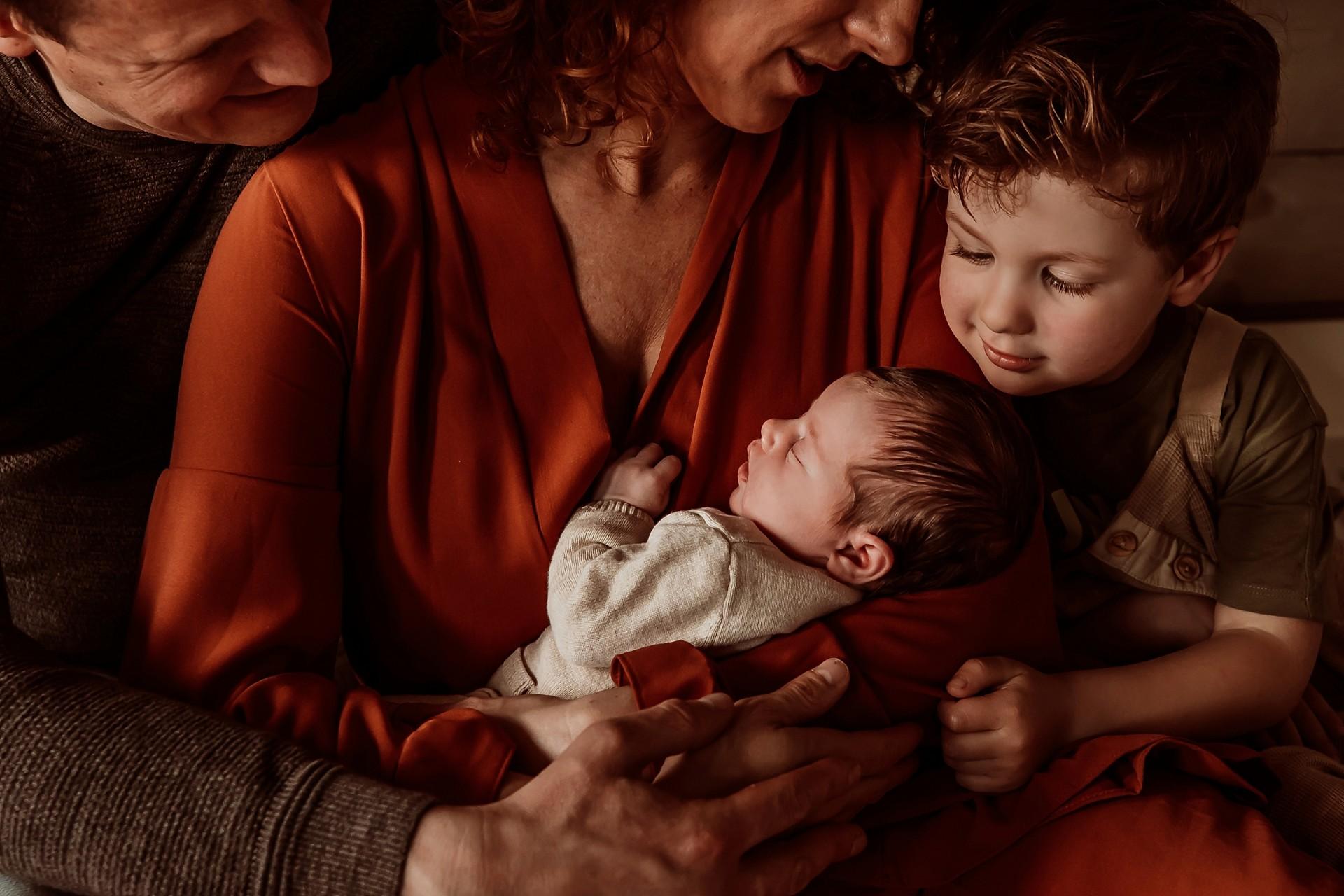 Newbornfotografie Wijchen, Elainefotografie
