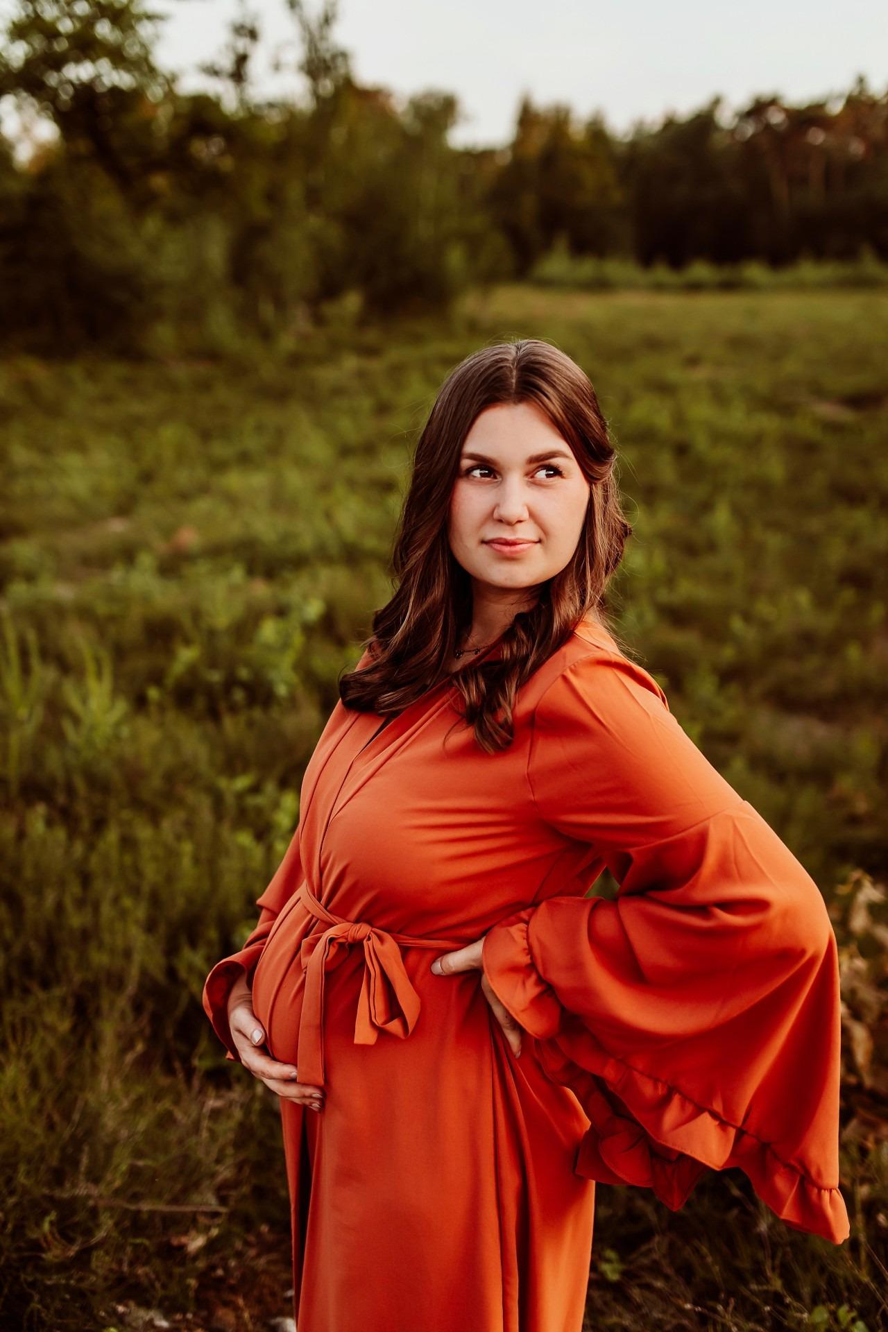 Zwangerschapsshoot Wijchen, Elainefotografie