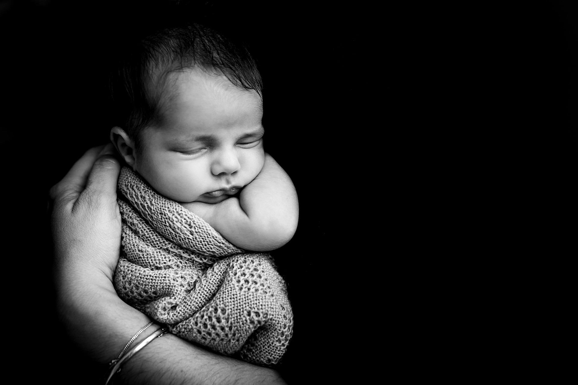 Newborn fotograaf Wijchen, Elainefotografie