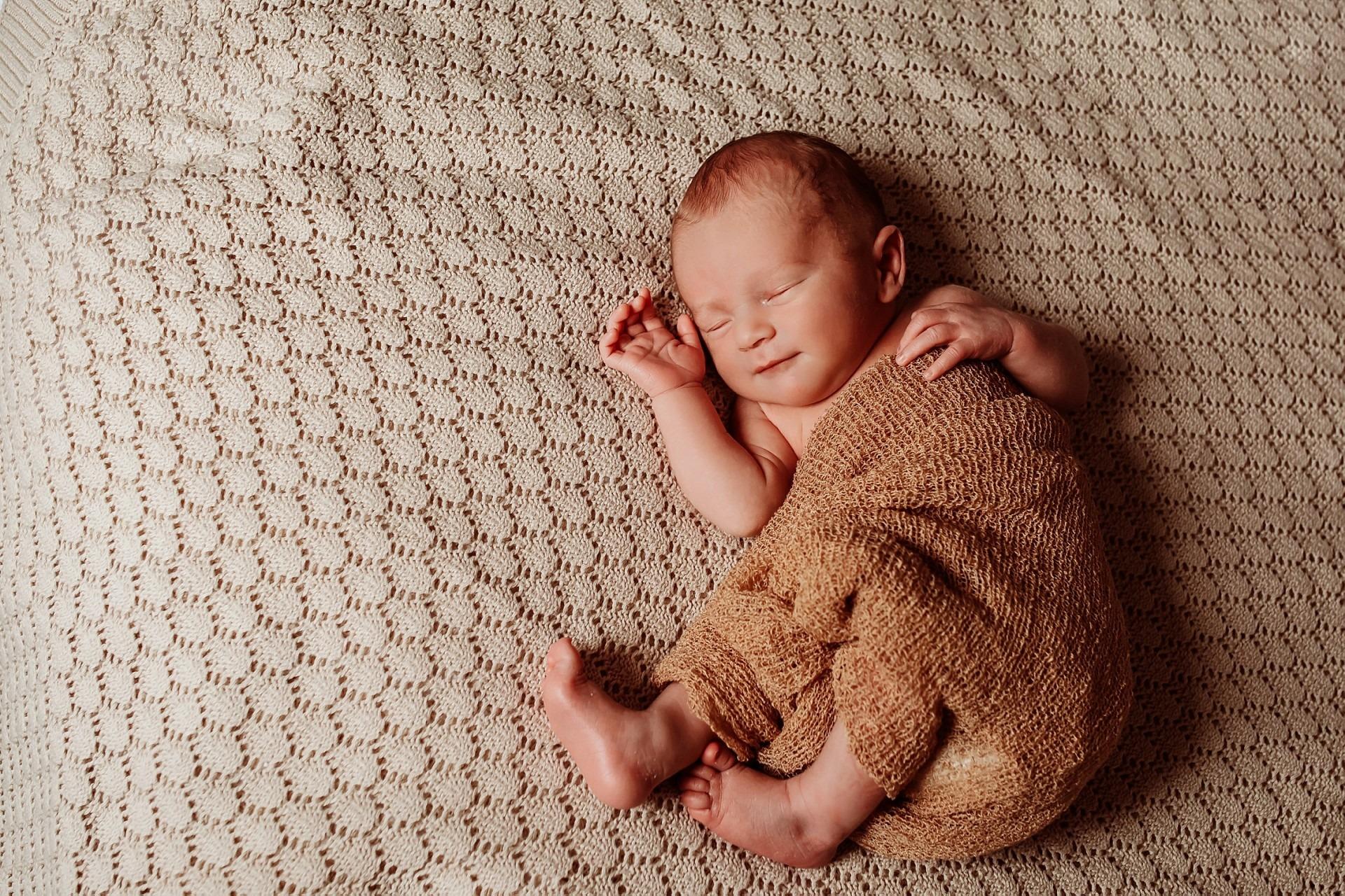 Newlife fotoshoot / Newbornfotografie Doetinchem
