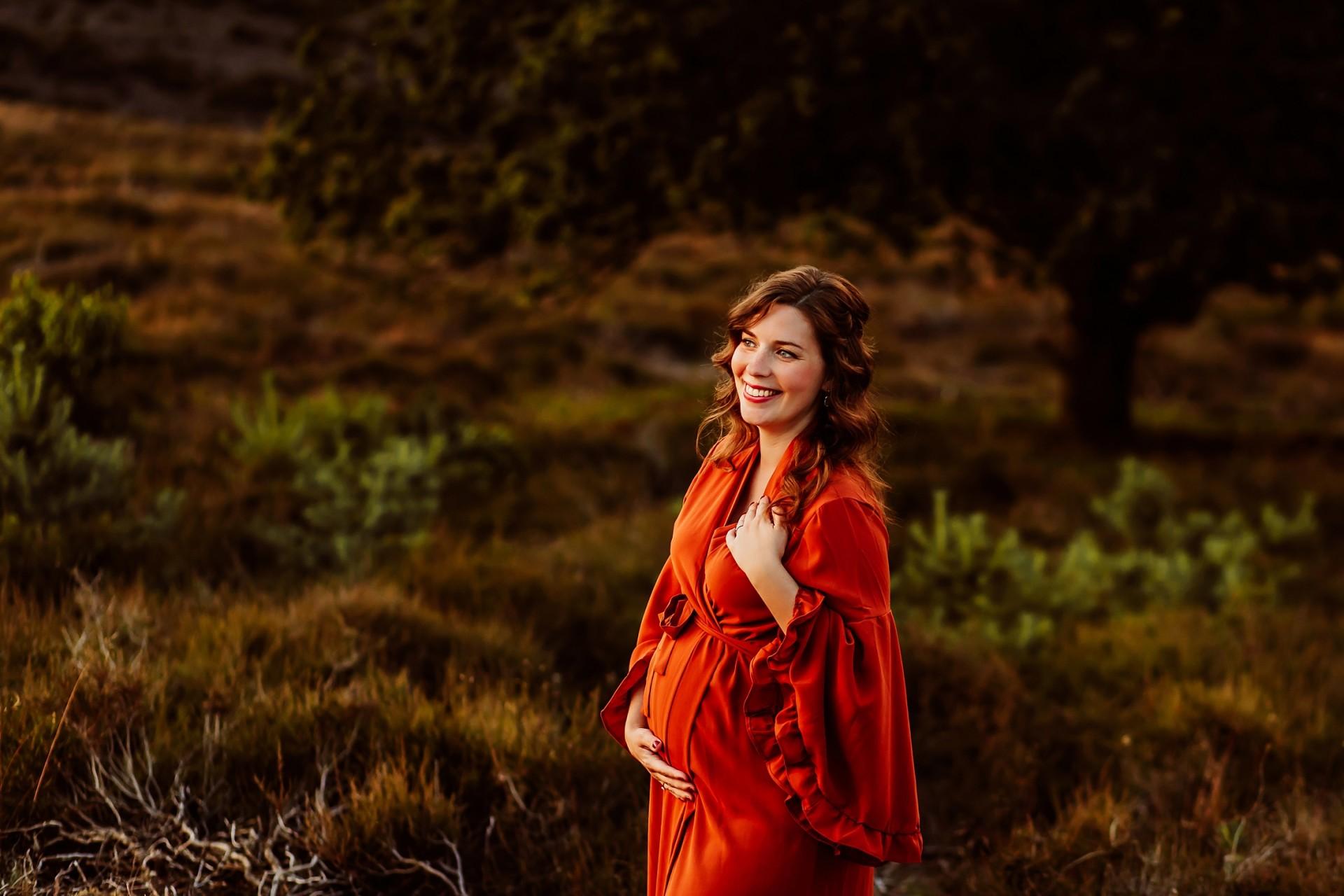 Zwangerschap fotograaf Nijmegen, Elainefotografie